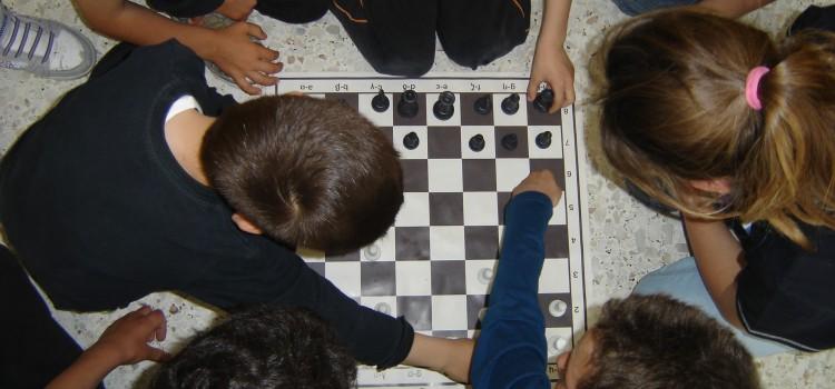 Το σκάκι στο σχολείο μας