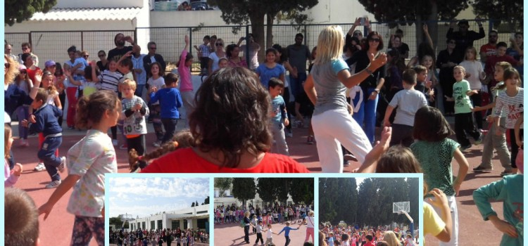 Η 1η Πανελλήνια Ημέρα Αθλητισμού στο Σχολείο μας