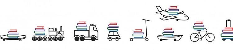 Βιβλία σε ρόδες