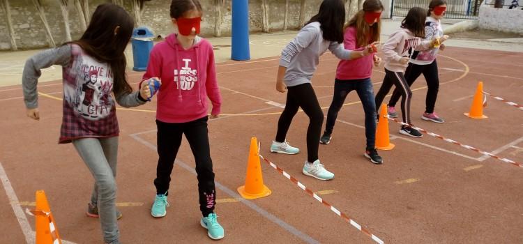 Δραστηριότητες στη Φυσική Αγωγή για την Παγκόσμια Ημέρα ΑμεΑ